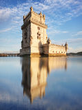 Lisbon - Belem tower stock photo