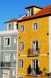 Lisbon building Royalty Free Stock Images