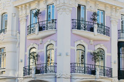 Lisbon building Royalty Free Stock Image