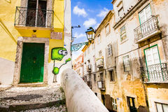 Lisbon. The Capital City of Portugal Stock Images