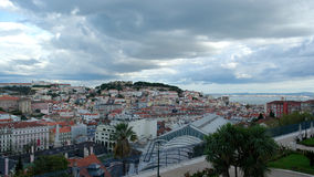 Lisbon, the capital city of Portugal Royalty Free Stock Photography