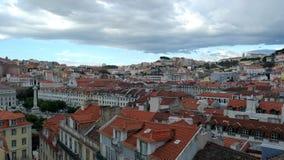 Lisbon, the capital city of Portugal Stock Photo