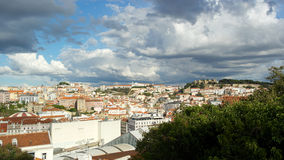 Lisbon, the capital city of Portugal Royalty Free Stock Images