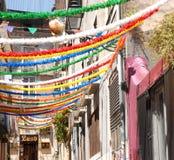 Lisbon capital. Royalty Free Stock Photography