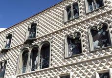 Lisbon Casa dos Bicos Royalty Free Stock Images