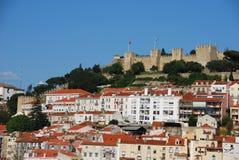 Lisbon Castle Stock Photos