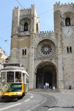 Lisbon Cathedral, Portugal Royalty Free Stock Photography
