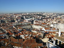 Lisbon city Royalty Free Stock Photo