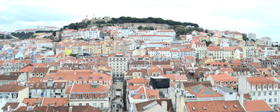 In Lisbon city, europe. Royalty Free Stock Image
