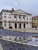 Lisbon city hall Royalty Free Stock Photography
