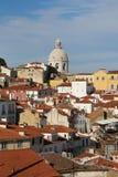 Lisbon City View Stock Photos
