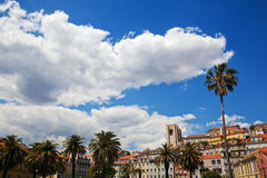 Lisbon cityscape Royalty Free Stock Photography