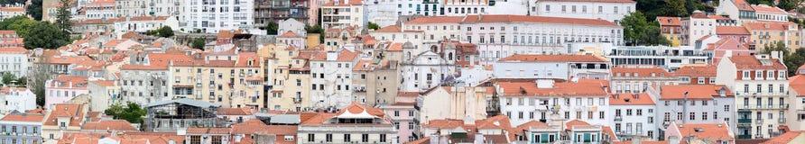 Lisbon cityscape Portugal Stock Images