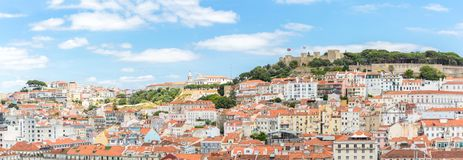 Lisbon cityscape Portugal Royalty Free Stock Image