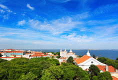 Lisbon cityscape Stock Photo