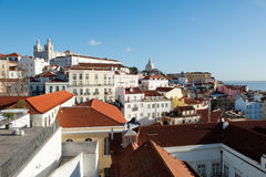 Lisbon Cityview. Portugal Stock Photography