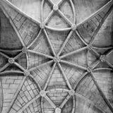Lisbon, the cloister of the Monastery Dos Jeronimos Stock Image