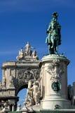Lisbon comrc 1 Royalty Free Stock Photos