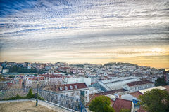 Lisbon city, Portugal Royalty Free Stock Photo
