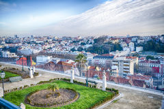 Lisbon downtown, Portugal Royalty Free Stock Photo