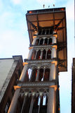 Lisbon elevator Royalty Free Stock Image