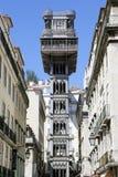 Lisbon Elevator Stock Photo