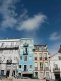 Lisbon facades Royalty Free Stock Image