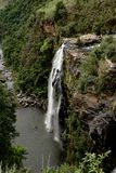 Lisbon Falls close up from Blyde River Canyon, South Africa. African landscape. Waterfalls. Berlin MacMac stock photos