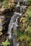 Lisbon Falls close up from Blyde River Canyon, South Africa. African landscape. Waterfalls. Berlin MacMac Stock Photo