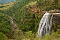 Lisbon Falls in Mpumalanga, South Africa stock image