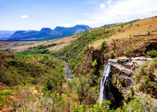 Lisbon Falls in Mpumalanga - South Africa Royalty Free Stock Photography