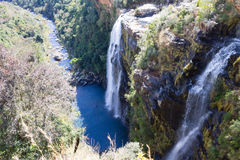 Lisbon Falls South Africa Stock Images