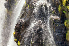 Lisbon Falls, South Africa. Stock Images