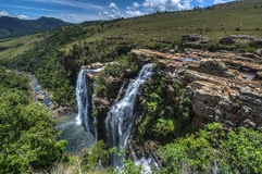 Lisbon Falls, South Africa Stock Photo