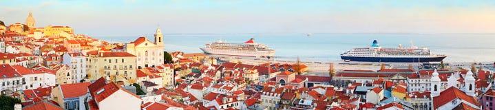 Lisbon famous tourist destination, Portugal Stock Image