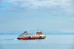 Lisbon Ferry Boat, Portugal Stock Photography