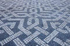Lisbon floor Stock Photo