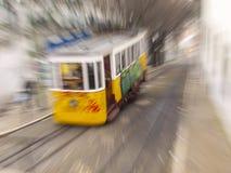 Lisbon Gloria lift Stock Photo