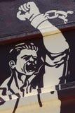 Lisbon Graffiti Stock Photography