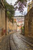 Lisbon Grafitti. Grafitti in the Streets of Lisbon, Portugal Royalty Free Stock Images