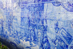 Free Lisbon Historical Azulejo Ceramic Tiles Royalty Free Stock Images - 69740069