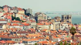 Lisbon Historical City, Portuga Stock Image