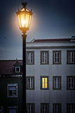 Lisbon Houses Royalty Free Stock Photography