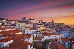 Lisbon. Royalty Free Stock Photo
