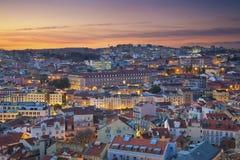 Lisbon. Royalty Free Stock Photography