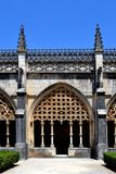 Lisbon jeronimos monastery Stock Images