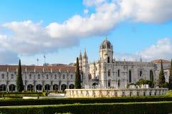 Free Lisbon Jeronimos Monastery Royalty Free Stock Photography - 76831277