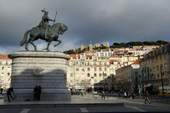 Lisbon, Lisboa, Lissabon 1 Royalty Free Stock Photography
