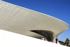 Lisbon - MAAT Museum Stock Photography