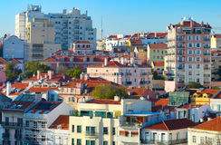 Lisbon modern architecture. Portugal Stock Photography